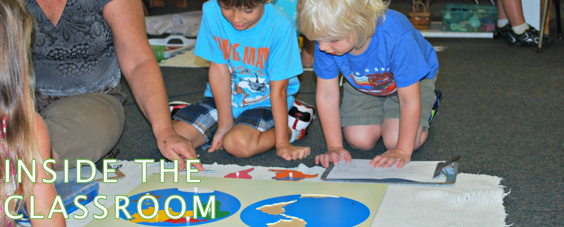 Inside the Montessori Classroom